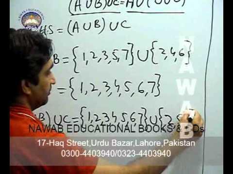 Aubucaubuc Math Pakistani Syllabus Youtube