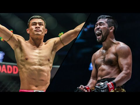Saemapetch vs. Rodlek | ONE Championship Ringside Highlights