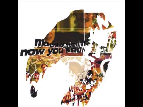 Machinedrum - Now You Know (2001) [FULL LP]