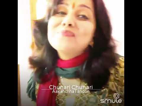 Chunari chunari (Karaoke 4 Duet)
