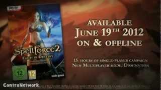SpellForce 2 Faith in Destiny - Official Trailer