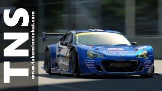 Gran Turismo 6 - Subaru BRZ R&D Sport '12 @ Tokyo R246