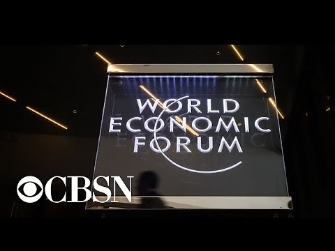 Cybersecurity takes center stage at World Economic Forum in Davos
