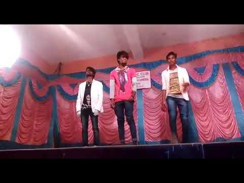 ( A B C GROUP )Ashwini boys crew dance video chirudih