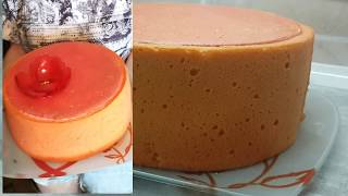 Японский бисквит рецепт приготовления японского заварного бисквита для декора для рулета