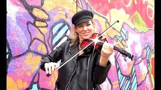 Elsa Martignoni Electric Violinist | Cover | Bob Sinclar | World Hold On