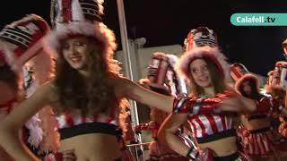 Carnaval Xurigué 2018, rua de Calafell poble