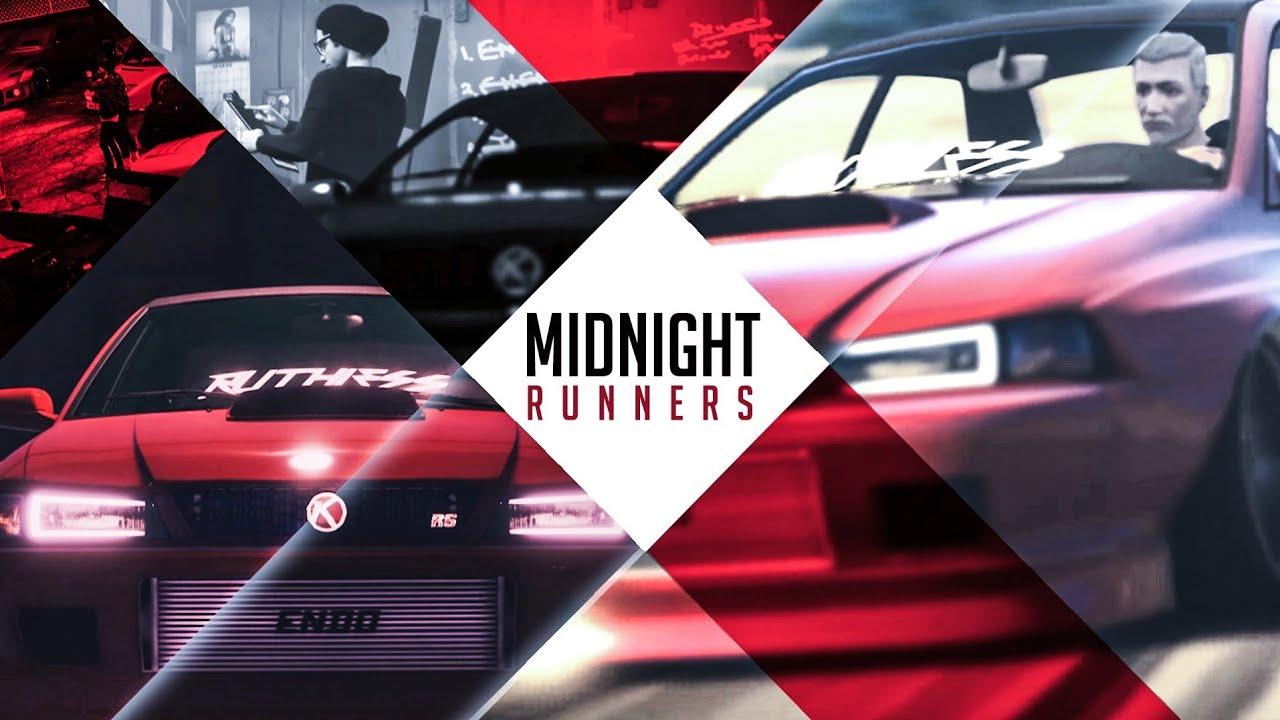 Midnight Runners 1 (4K Cinematic Film, GTA 5 Rockstar Editor)