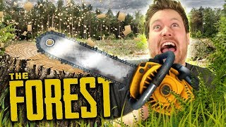 Chainsaws! | The Forest #6