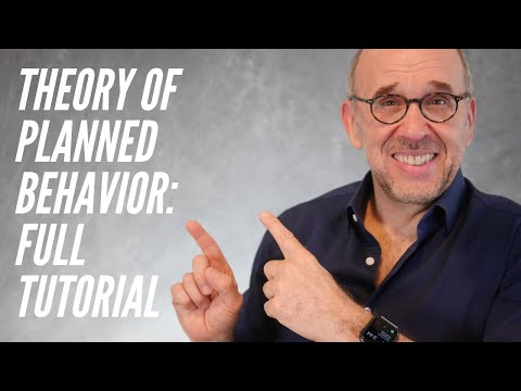 Theory Of Reasoned Action And Planned Behavior: Ultimate Guide