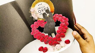 How To Make Handmade Anniversary Gift Box | Anniversary Gift Ideas | Gift For Him | Gift For Her
