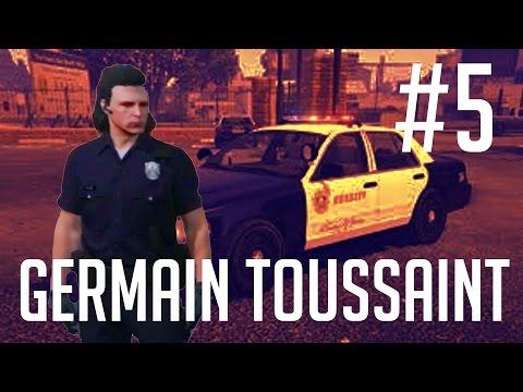 [005] FailyV - Cadet Toussaint - Police LSPD