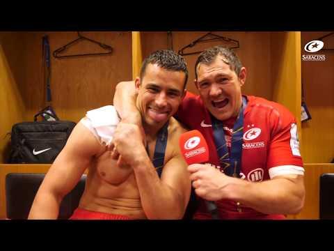Champions Cup Final | The Toon & Three Stars