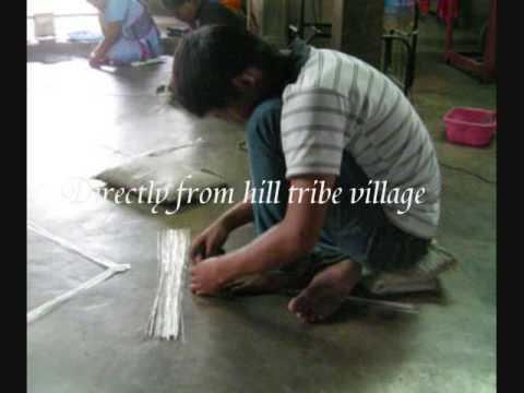 Thai KAren Hill Tribe Handmade Silver
