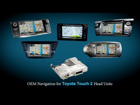 Toyota touch 2 compatibility