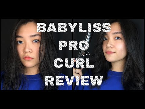 CATOKAN FAVORIT! Demo + Review BABYLISS Pro Curl 32mm