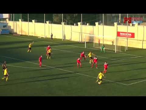 Pembroke Vs Qormi 0-1 Malta First Division highlights 10/03/2018