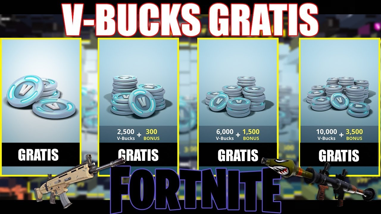 V-BUCKS GRATIS SU FORTNITE ❗ ECCO COME OTTENERLI 😱 | Fortnite #1