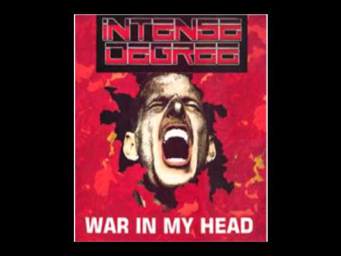 Intense Degree - War In My Head LP [1989]