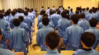 滝川高校校歌斉唱