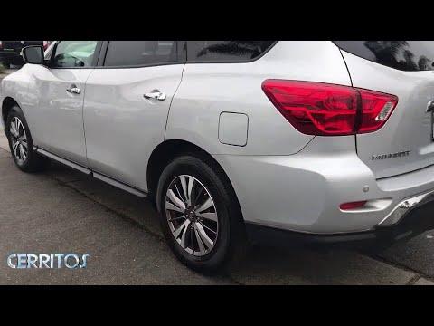 2018 Nissan Pathfinder Cerritos, Los Angeles, Anaheim, Huntington Beach, Long Beach, CA R30083