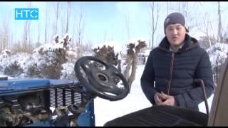 Мини-трактор жасаган өспүрүм / 25.01.17 / НТС