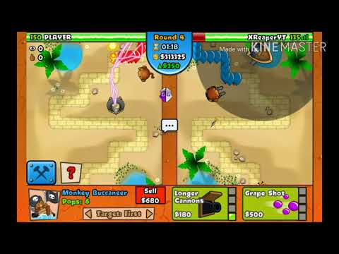 BTD Battles Cobra Hack using Game Guardian