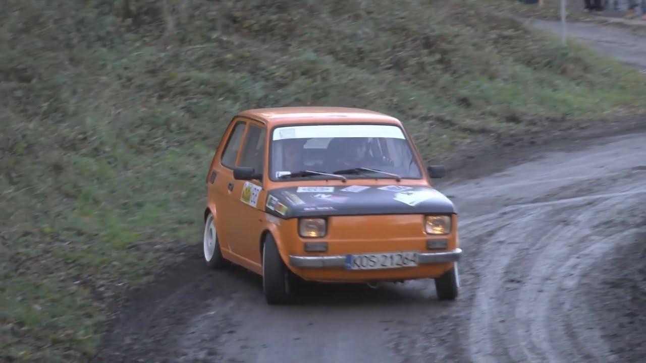 Podsumowanie sezonu 2017 – Rafał Telega – Fiat 126p