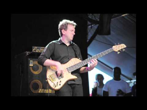 Tom Kennedy bass solo