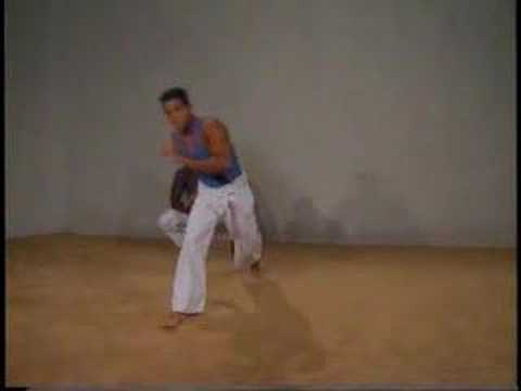 capoeira training 1