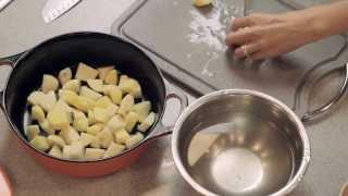 Тушеное мясо с картошкой: домашний рецепт