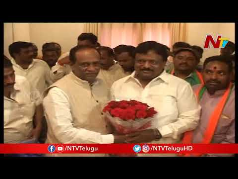 Huge Expectations On BJP Working President JP Nadda Telangana Tour || OTR || NTV