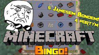 WAREZ ÚTOČÍ! - Minecraft Mini-game: Bingo! w/17Porty