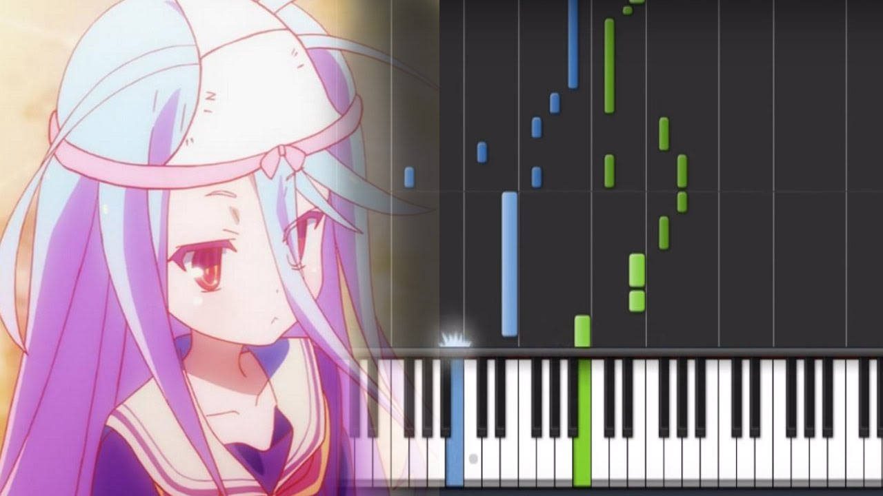 anime midi files piano download