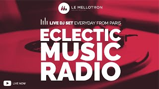 Baixar Le Mellotron 24/7 • Global music radio from Paris | Jazz, Soul, Funk, Electro, Hip-Hop & live DJ Set