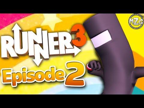 Runner3 Gameplay Walkthrough - Episode 2 - World 2: Spooky Land! (Nintendo Switch)