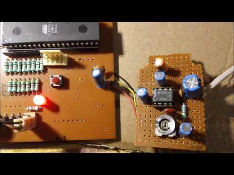 Microcontroller Based Ding Dong Door Bell Circuit Diagram Diy
