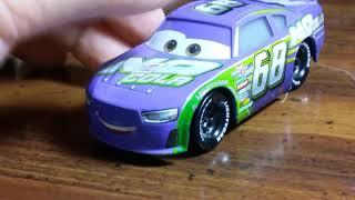 Cars 3 Parker Brakeston Review