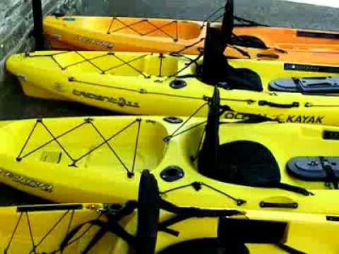 10ft 12 Ft Sit On Top Kayak Comparisons