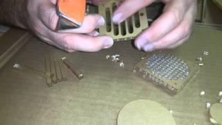 Ping Pong Lev Mark II Fan Grill