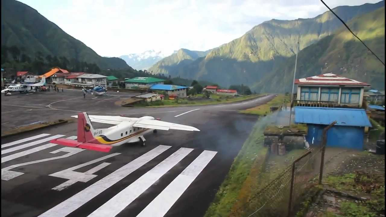 Tenzing Hillary Airport failing to operate FIDS