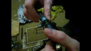 проверка форсунок на герметичность