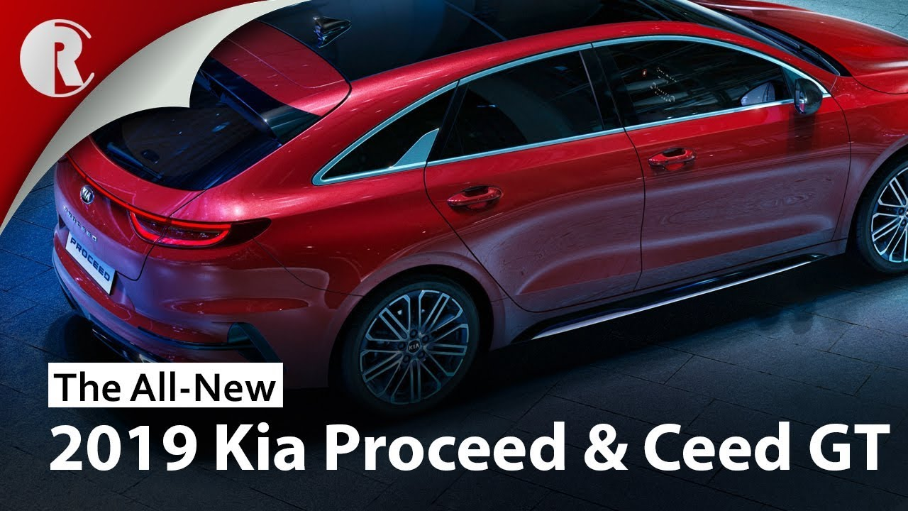 2019 kia pro ceed and ceed gt revealed youtube. Black Bedroom Furniture Sets. Home Design Ideas