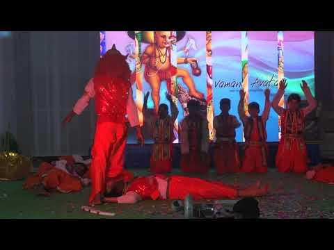 DANCE ON DASAVATHARAM 6th to 9th BOYS