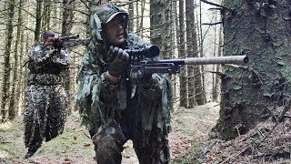 Capture The Flag - Section8 Airsoft War