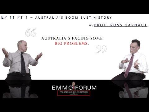 Australia's Boom-Bust History w/ Ross Garnaut