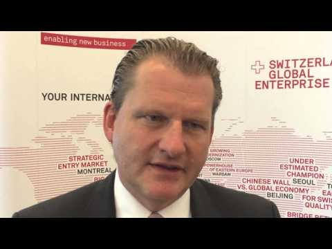 Ralph Siegl, CEO Läderach, on how to succeed in the Gulf region
