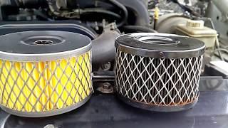 Волга-31105 Замена фильтра гур автомобиля.👍