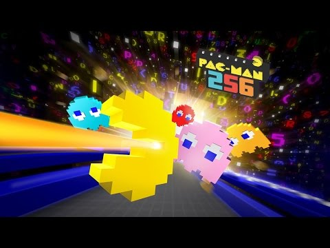 Pac-Man 256: XBOX ONE Gameplay! [1080p, 60FPS]