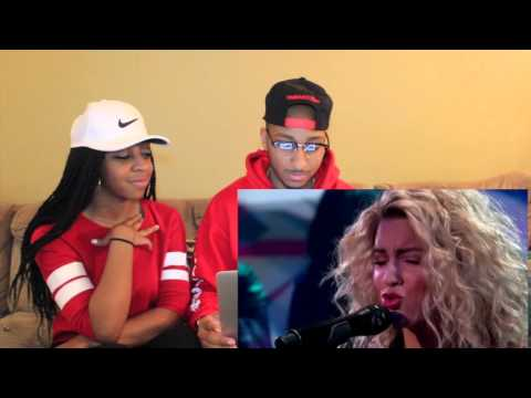 Couple Reacts : Tori Kelly Performs
